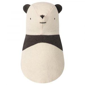 sonajero con forma de panda