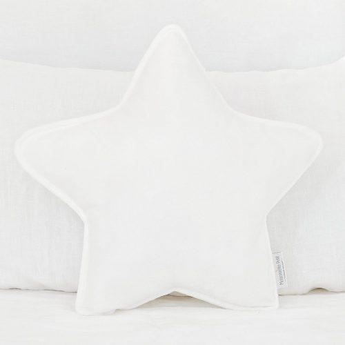Cojin estrella Blanco
