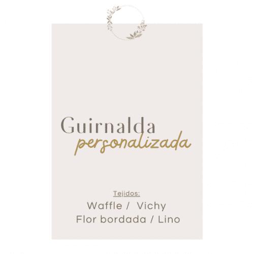 """Guirnalda Personalizada """"EDICIÓN LIMITADA"""""""