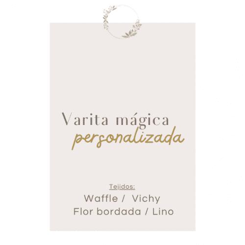 """Varita mágica Personalizada """"EDICIÓN LIMITADA"""""""