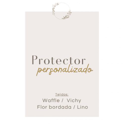 """Protector de cuna Personalizado """"EDICIÓN LIMITADA"""""""